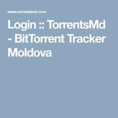 Login :: TorrentsMd - BitTorrent Tracker Moldova