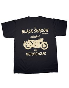 Vincent Black Shadow £19.99