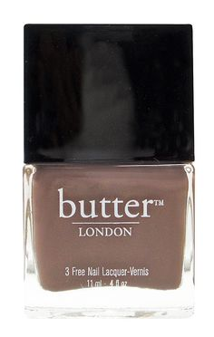 Fash Pack - Putty Mushroom - butter LONDON Lacquer Fash Pack