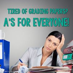 """That pile of papers to grade can be SO overwhelming! Are you feeling burned out yet? You may need some """"You Time!"""" Check out these ideas for how to use """"you time"""" to prevent teacher burnout."""