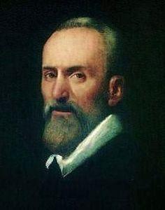 Santi di Tito (1536-1603) - Self portrait     #TuscanyAgriturismoGiratola