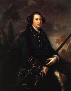 The name alone screams git, that and the unfortunate Princess Leia hairdo! Clotworthy Skeffington, Later 1st Earl of Massereene, 1746, Sir Joshua Reynolds.