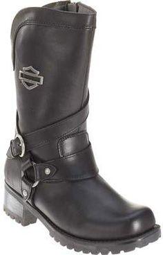8dc205f034ea harley davidson womens boots - Google Search