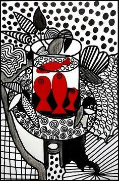 Du graphisme avec Matisse