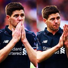 Liverpool Football Team, Liverpool Captain, Liverpool Legends, Liverpool Fc, College Football, Stevie G, This Is Anfield, European Soccer, Sports Personality
