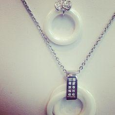 #fashion2014 #new#accessories #necklace #ceramicjewellery#hautecouture #vegasshow #vegasfun #vegasgirl #instafashion #hautecouture #loveit #trendy2014 must have #bling #cool #chic #diva #eveningoutwithgirls #fashionista #fashionaddict #batteryhouseplus #sherwoodparkmall #fantasygoldsmiths #millwoodstowncenter