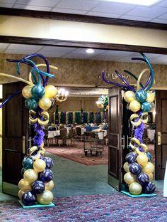 party ideas в 201 Masquerade Party Decorations, Masquerade Ball Party, Sweet 16 Masquerade, Mardi Gras Centerpieces, Masquerade Theme, Prom Decor, Mardi Gras Decorations, Balloon Decorations, Mardi Gras Party