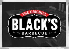 Blacks BBQ - Austin & Lockhart  go for the ribs, desserts, house made sausages