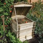 Found it at Wayfair - Beehive 11.6 cu. ft. Stationary Composter