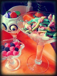 Sweet Cart Candy Buffet, Halloween treats! For Hire Manchester UK #sweetngroovystuff #halloween #trickortreat #candycart #sweetcart #sweets #skull