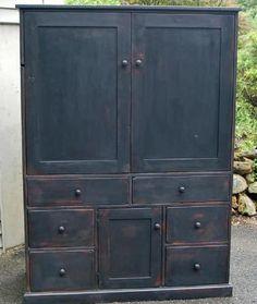 American Primitive Furniture