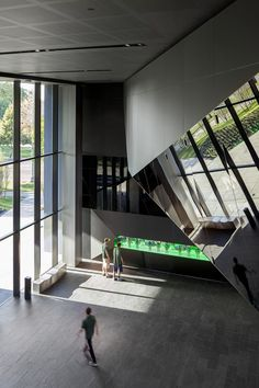 Gallery Of University Oregon Hatfield Dowlin Complex ZGF Architects