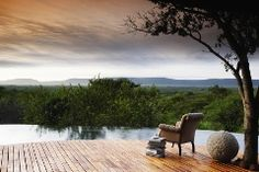 The Molori Safari Lodge is a luxurious game lodge for the discerning traveler, ideally positioned in the Madikwe Game Reserve, in South Africa. World Most Beautiful Place, Beautiful Places, Amazing Places, Peaceful Places, Bungalows, Oh The Places You'll Go, Places To Travel, Calma Interior, Africa Safari Lodge