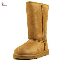 Ugg Australia K Classic Tall Chestnut Sheepskin Womens Boots Size 12 UK - Chaussures ugg (*Partner-Link)