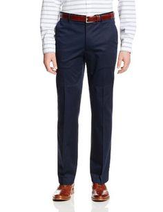 Tommy Hilfiger Men's Flat Front Suit Separate Pant $64.99