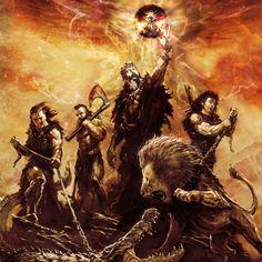 Sludge Melodic Heavy High On Fire Mastodon riffs groove