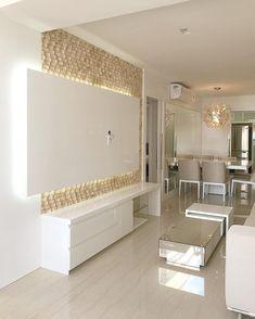 Finalizando Apartamento ... #vitorciprianoarquitetura #living #saladejantar #saladejantar #saladetv #arquitetura #arquiteturadeinteriores…