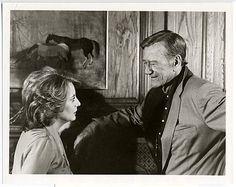 Barbara Walters and the Duke