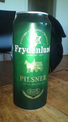 Frydenlund Pilsner from Norway