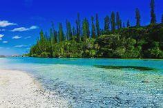 #île aux #pins #NouvelleCalédonie #France #blue #dream #travel #travelingram #travel_lovers #travelgram by la_routarde