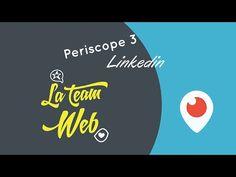 Quelques astuces pour bien débuter sur Linkedin ! (Periscope) - YouTube