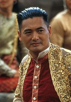 Yun fat  in the movie Anna and the King