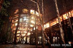 Nothofagus Hotel & Spa, Neltume, Chile