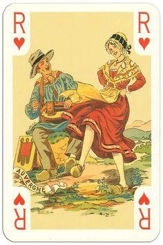 King of hearts Costumes des Provinces de France Mad Hatter Costumes, Mad Hatter Hats, Tutu Costumes, Mad Hatters, King Of Hearts Card, Queen Of Hearts, Crazy Hat Day, Crazy Hats, Wonderland Party