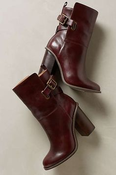 Anthropologie - Bard Booties