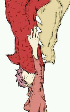 Igneel and Natsu from Fairy Tail. I made a mistake before :P so cute I want this to be real I want fairy tail to be real and I would go there like a lot Fairy Tail Nalu, Fairy Tail Love, Fairy Tail Ships, Fairy Tail Dragon, Fairy Tail Happy, Fairy Tail Funny, Fairy Tail Natsu And Lucy, Fairytail, Gruvia