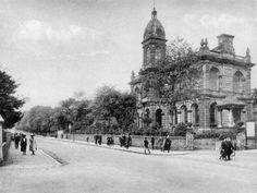 Waverley Building, Nottingham Trent University.  Foundation stone laid 22nd Oct 1863