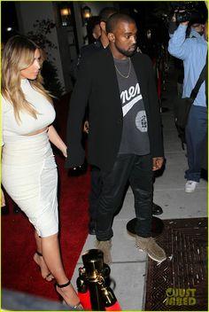 Celeb Diary: Kim Kardashian & Kanye West @ 2013 Dream for Future Africa Foundation Inaugural Gala