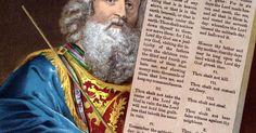 Explicación de los diez mandamientos para niños