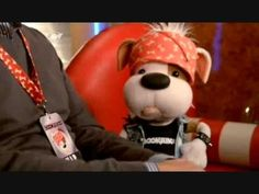 Bookaboo, Julian Clary, and The Hairy Toe by Daniel Postgate