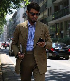 "maurodelsignore: ""On the Street Milan """
