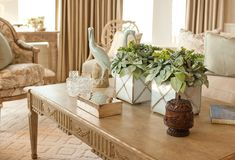 Southern Style Table design. Designed by Butlers of Far Hills #interiordesign #cofeetable #southernstyle