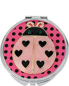 LADY BUG COMPACT: a lucky addition