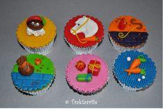 GIVE AWAY - Workshop Sinterklaas cupcakes decoreren bij Traktaartie + Sinterklaas printables