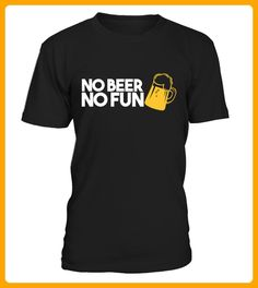 NO BEER NO FUN BIER - Oktoberfest shirts (*Partner-Link)