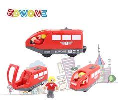 4 farben baby elektrische zug/Kinder Kinder weihnachtsgeschenk/Kind magnetic wooden steckplatz zug spielzeug/elektronische fahrzeug Spielzeug 11 cm