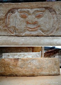 A gravestone excavated from the tomb confirmed that the tomb was the final resting place of Liu Ji, a regional military governor of the Tang...