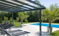 Imagen tipos-de-techos-de-terraza-techos-de-vidrio del artículo Más de 50 Fotos con ideas de Techos de madera para la casa