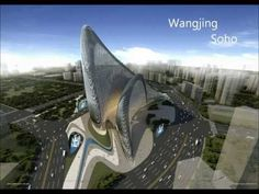 Zaha Hadid - Descarga GRATIS de planos, archivos y bloques sobre arquitectura y construcción - Buscador de Arquitectura