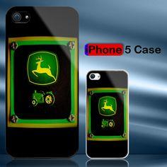 John Deere Tractor iPhone 5 Case