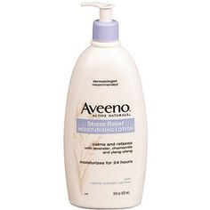 Aveeno Active Naturals Stress Relief Body Moisturizing Lotion - 18 Fl Oz