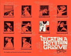 From the creator of Tom Terrific, Gene Deitch   Mid-Century Modern Graphic Design