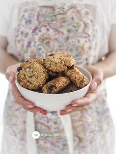 Pyszne ciasteczka owsiane  - Ale Babka!!! i robi to co lubi:)