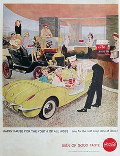 1958 | HAPPY PAUSE FOR THE 'YOUTH' OF ALL AGES