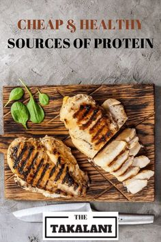 Cheapest Sources of Protein - The Takalani Easy Meal Plans, Easy Meal Prep, Healthy Meal Prep, Easy Meals, Keto Meal, Healthy Eating, Healthy Food, Clean Eating, Meal Plan Printable
