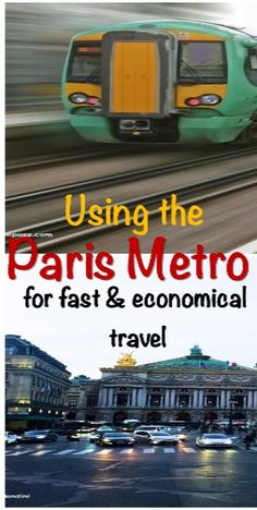 How to use the Paris Metro for an economical and time effective travel   how to save time with Paris Metro   How to use the Paris Metro like a pro   Paris Metro   Europe   France
